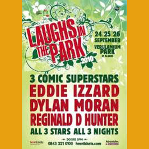 Laughs in the Park 2010